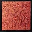 «MATERIOGRAPHY» n°182 Le Mans 19,7in.x19,7in.