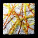 «MATERIOGRAPHY»n°233 Murano 23,6in.x23,6inches