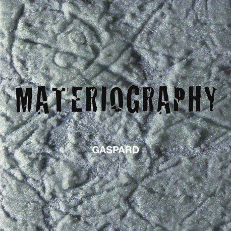 Livre MATERIOGRAPHY Gaspard